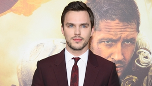 """Hoult - """"I told it as if I was there. I lied"""""""