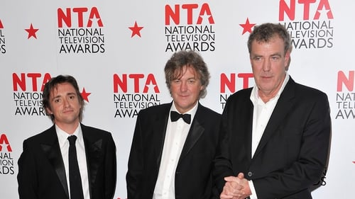 The Guardian says the trio cannot bring the Top Gear brand with them to the commercial broadcaster if a deal is agreed