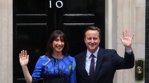 Conservatives won an overall majority in last year's general election in the UK