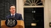 Comments about Mr Cameron made before he became British PM