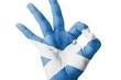 Scottish National Party Landslide Win