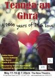"""""""Teanga an Ghrá – 1,000 Years of Irish Love"""" by the Guthanna Binne Síoraí theatre company"""