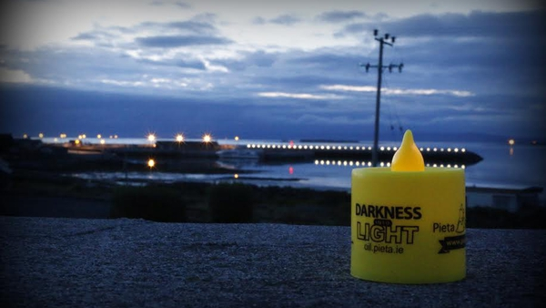 Darkness into Light is one of the most successful fundraisers for the charity Pieta House (File pic)
