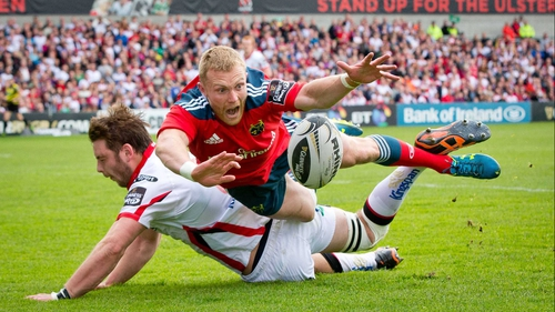Keith Earls is reportedly ready to reject a new Munster contract
