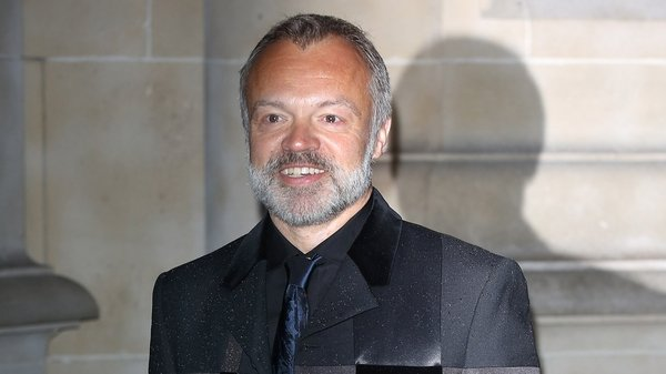 Norton - Won the Best Comedy and Comedy Entertainment Programme award for The Graham Norton Show