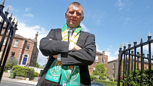 Trevor Croly has signed a three-year deal with Bray Wanderers