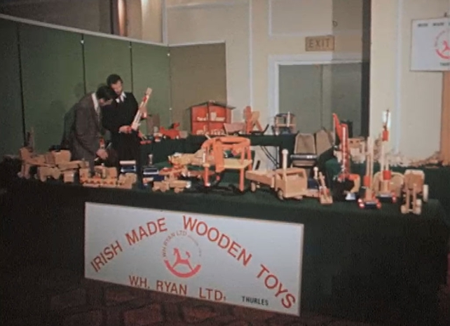Irish Made Wooden Toys