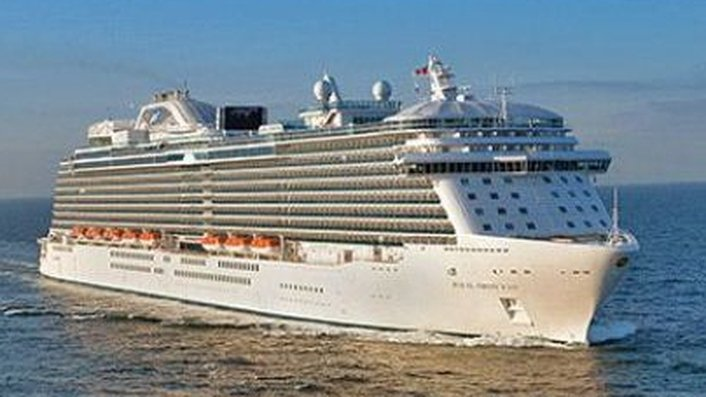 Can the cruise ship industry save Dun Laoghaire's economy?