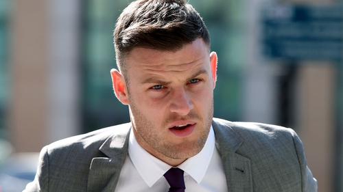 Anthony Stokes did not attend the High Court hearing
