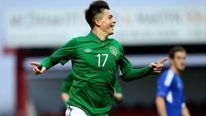Jack Grealish is the current Republic of Ireland Under-21 player of the year