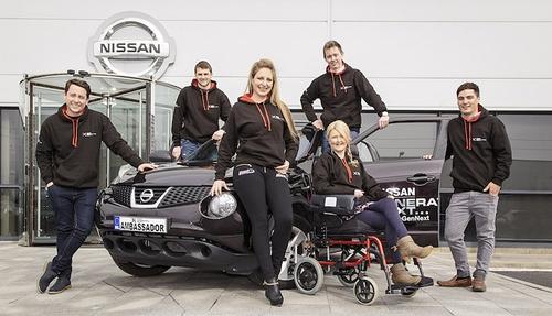 'Generation Next' car ambassador programme
