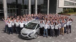 General Motors celebrates 500 million vehicles
