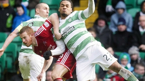 Adam Rooney earns a first call-up
