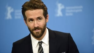 Doting dad Ryan Reynolds