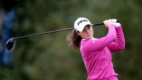 World amateur number one Leona Maguire