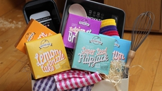 Boutique Bake baking hampers to giveaway