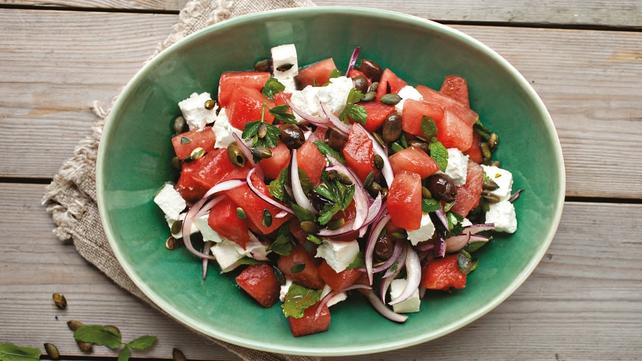 Scrumptious Summer Salads