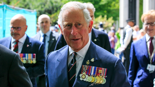 Dissidents/Prince Charles' Visit