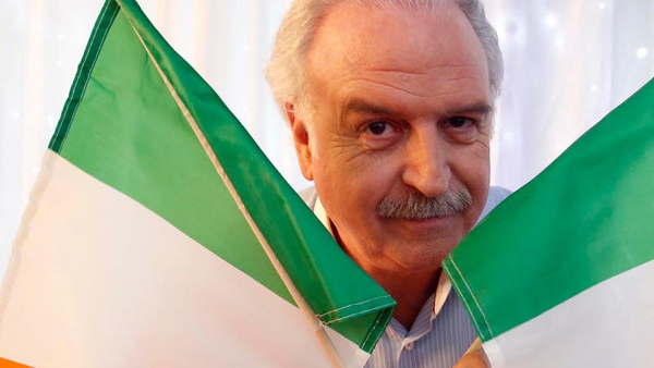 "Marty Whelan - ""You really feel, 'Come on, we're good enough to be in the final!' And we are"""