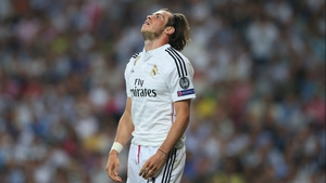 Gareth Bale: Still committed to Real Madrid