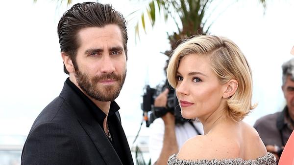 Jake Gyllenhaal and Sienna Miller