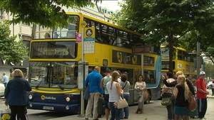 The NTA hopes more people will consider cycling or taking a bus when the proper infrastructure is in place in Dublin
