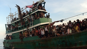 Around 2,600 migrants from Burma and Bangladesh are still stranded in the Andaman sea