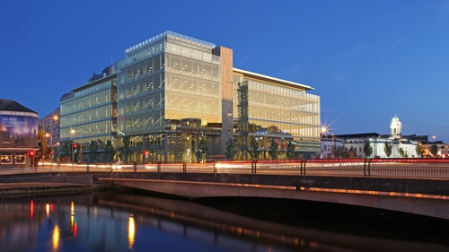One Albert Quay is being developed by JCD Group, led by CEO John Cleary