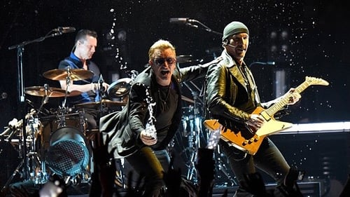 U2 performing on May 15, the opening night of their current US tour
