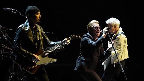 U2 - Not going back to bar basics