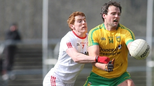 Donegal face Tyrone once again in Uslter