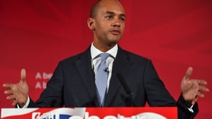 Chuka Umunna said he did not find the experience a comfortable one