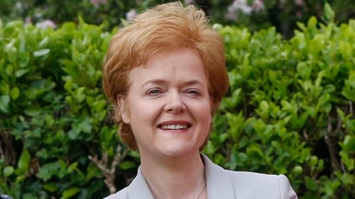 Ursula Halligan: 'We are facts of nature, we are not freaks of nature'
