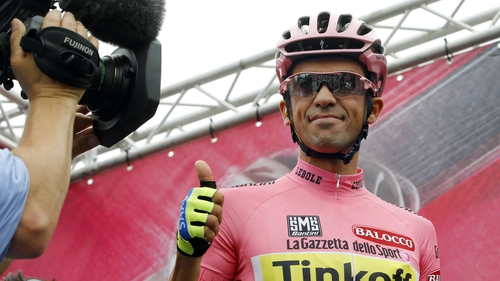Alberto Contador bows out of professional cycling this year 009950a06