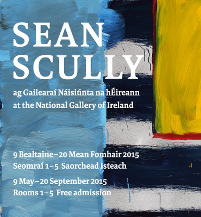 Sean Scully at the National Gallery of Ireland
