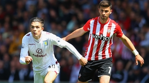 Shane Long helped to put Jack Grealish in the shade