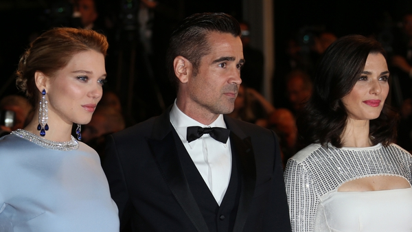 The Lobster stars Lea Seydoux, Colin Farrell and Rachel Weisz