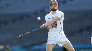 Gerry Keegan helped Kildare overcome a nine-point deficit at the break