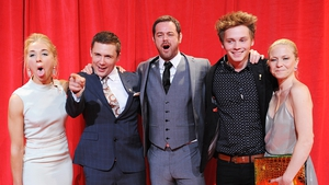 Np wonder EastEnders Maddy Hill, Danny-Boy Hatchard, Danny Dyer, Sam Strike and Kellie Bright were in good form