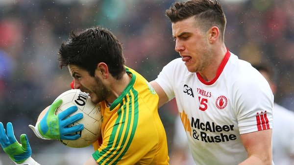 Ryan McHugh and Donegal can now look forward to an Ulster quarter-final clash with Armagh