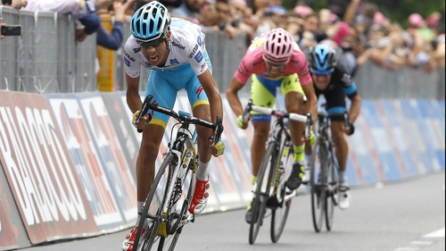 Astana riders stalk Contador at Giro d Italia 58ab32497