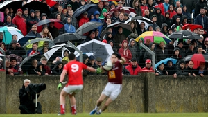 Louth versus Westmeath could cause a delay