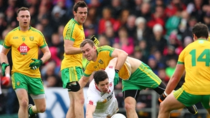 Donegal again got the upper hand over the O'Neill County