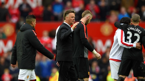 Louis van Gaal has stated that he will have little influence on whether or not David de Gea remains at Manchester United