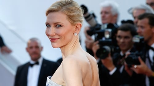 Cate Blanchett at the premiere of Carol