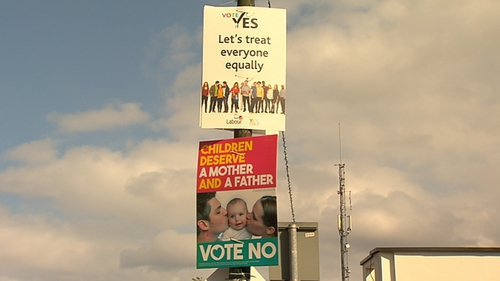 Voting in the same-sex marriage referendum takes place on Friday