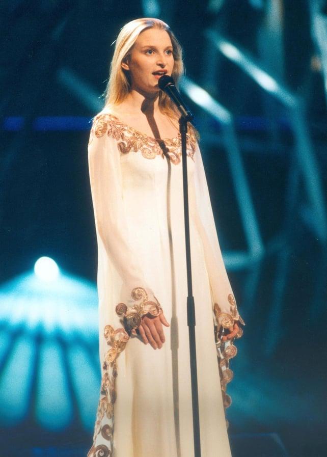 Eimear Quinn in Eurovision Song Contest (1996)
