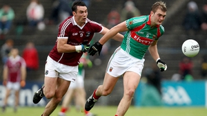 Finian Hanley is looking forward to facing Mayo once more on 14 June