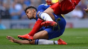 Ruben Loftus-Cheek started his first game against Liverpool