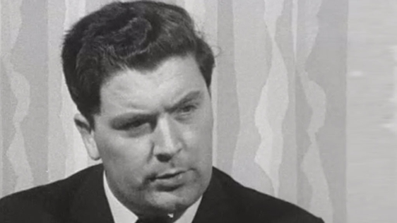 John Hume gives his reaction to the publication of the Cameron Report on 12 September, 1969.